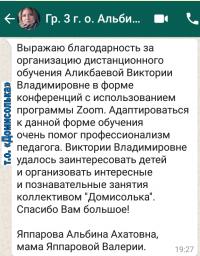 Otzyv Domisolka 1